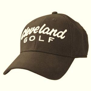 Cleveland Golf Men's stretchable Black Hat